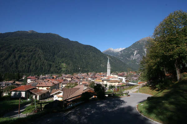 Pinzolo in estate